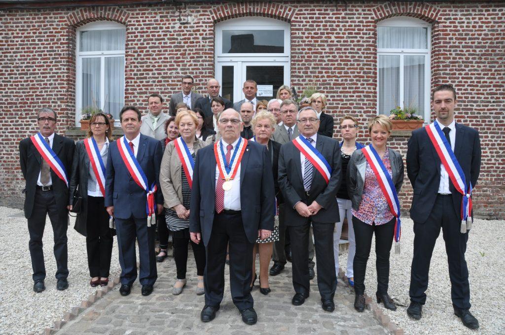 Conseil municipal Hasnon.