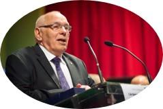 M. Yannick NISON maire d'Hasnon. Vice Président de la Porte du Hainaut, Conseiller départemental suppléant.