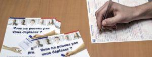 vote par procuration à domicile. Elections présidentielles 2017